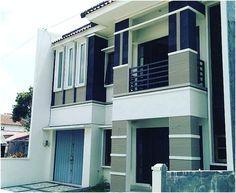 Desain Rumah Minimalis 2 Lantai 6x12 House Pinterest Gambar