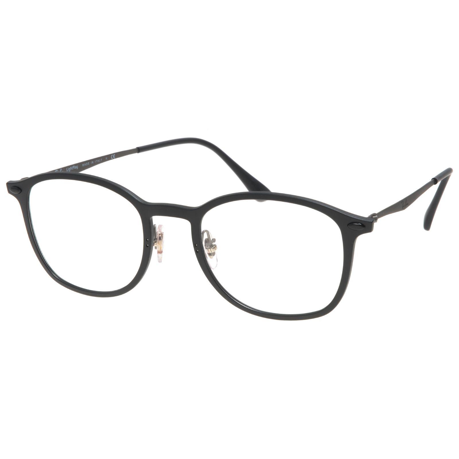 ray ban herrenbrille matt
