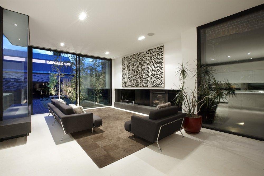 Salas grandes y modernas ideas para decorar dise ar y for Ideas para disenar tu casa