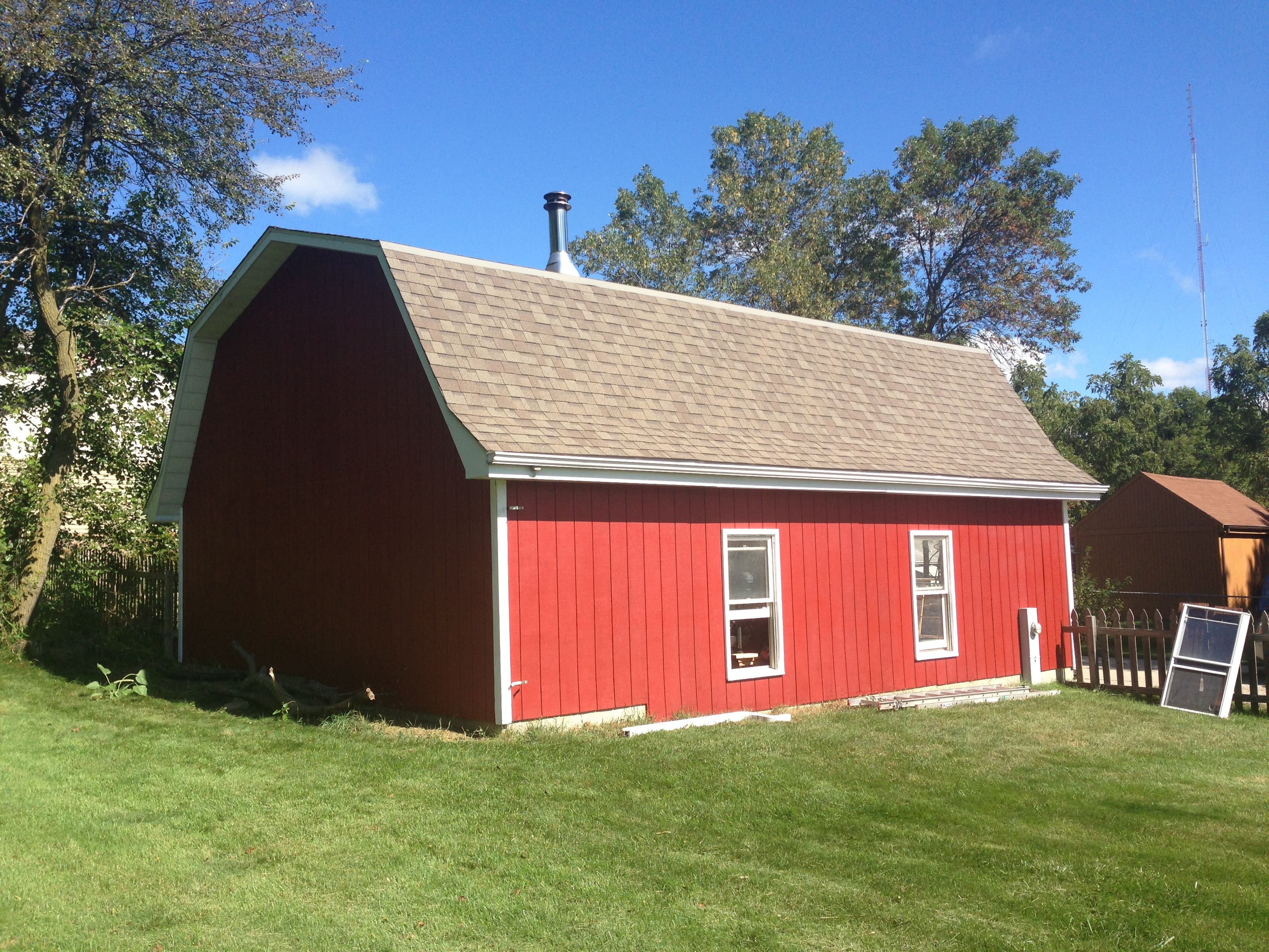 paint behr premixed barn red siding and fence stain from on home depot behr paint id=43306