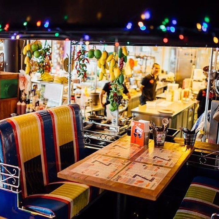 Have you ever dined in a tuk tuk dont miss your chance
