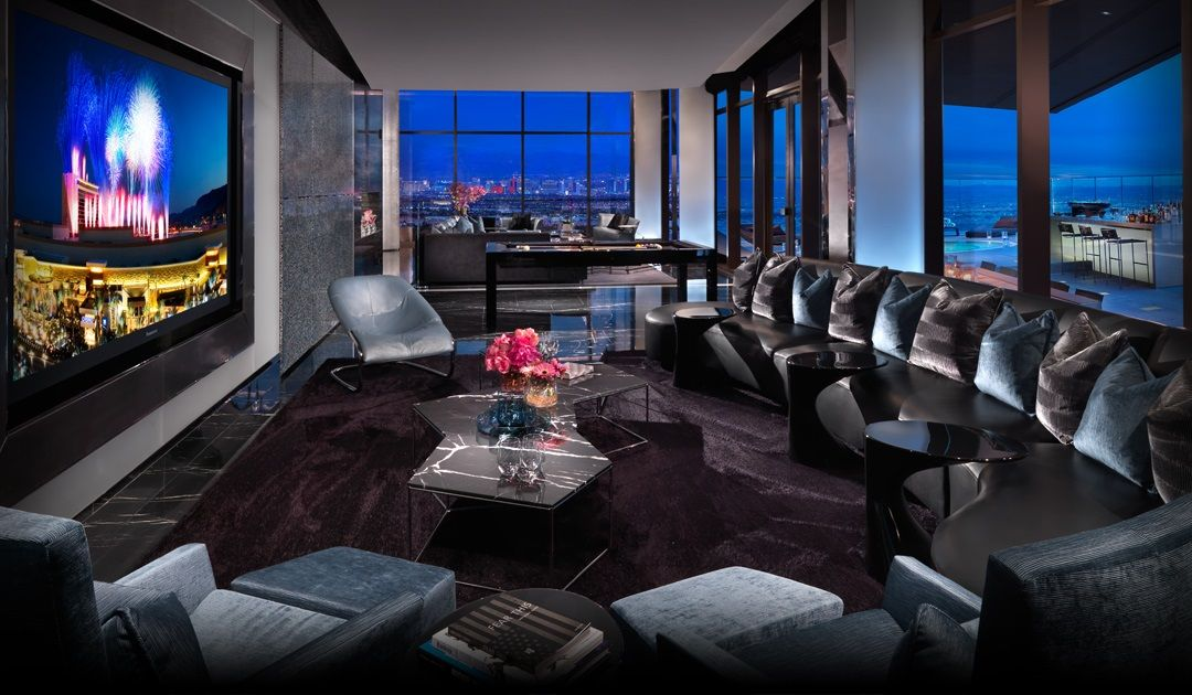 Las Vegas Penthouse  Palms Las Vegas Hotel Casino Resort  Las Beauteous 2 Bedroom Suites Las Vegas Strip Inspiration Design