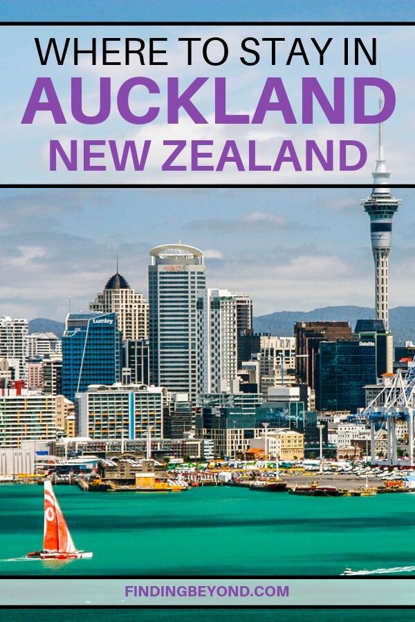 Where To Stay In Auckland The Best Areas Tourist Attractions