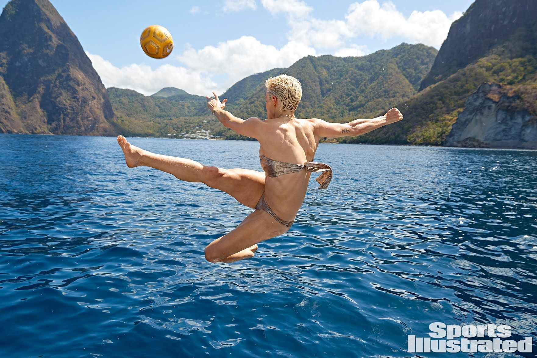 Image result for megan rapinoe sports illustrated