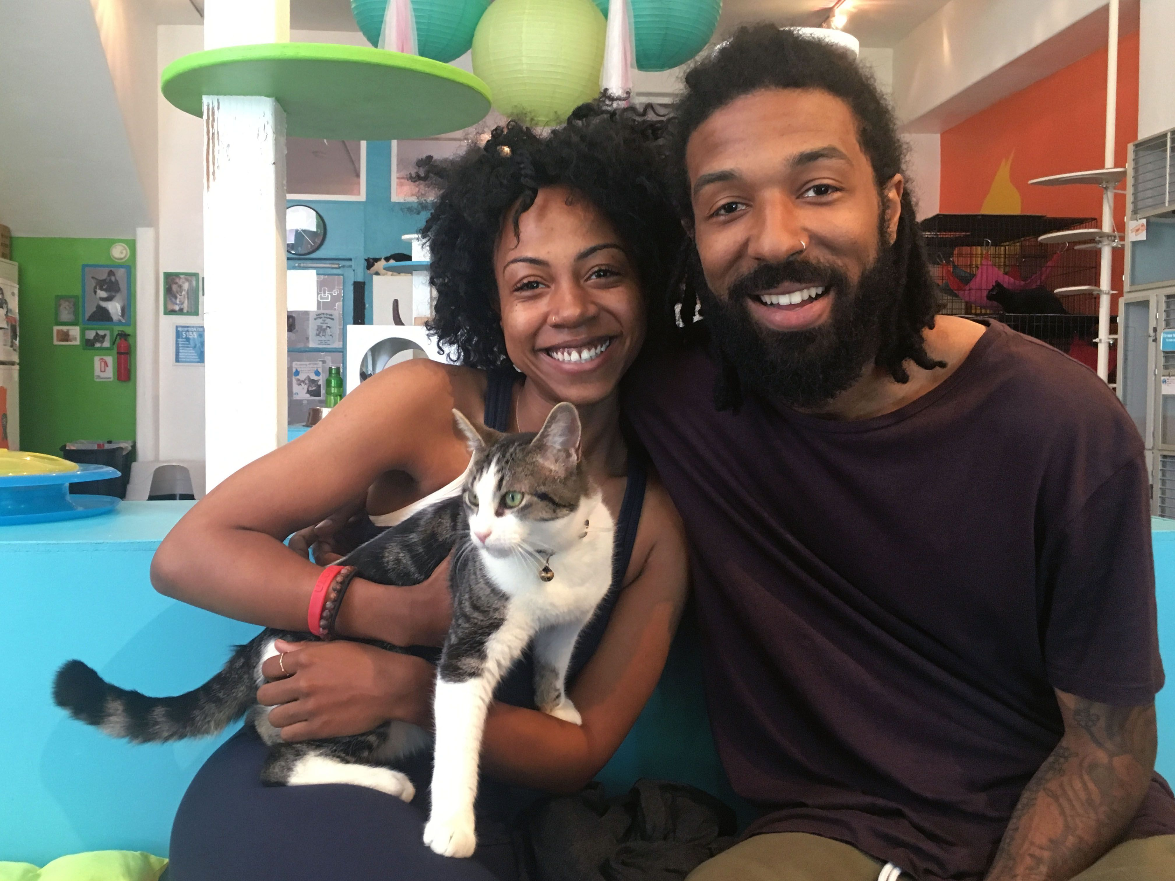 We Knew That Super Chill Sweet Lil Dude Buster Kitten Wouldn T Take Long To Find His Furrever Home And We Were Right Pet Adoption Center Animal Rescue Atwater