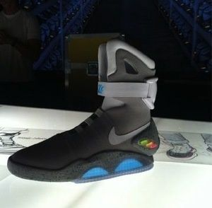 The Nike Air Mag Aka The Back To The Future Shoes Are Real And