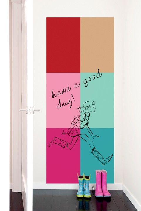 The Not Whiteboard Kids Room Whiteboard Sticker Wall