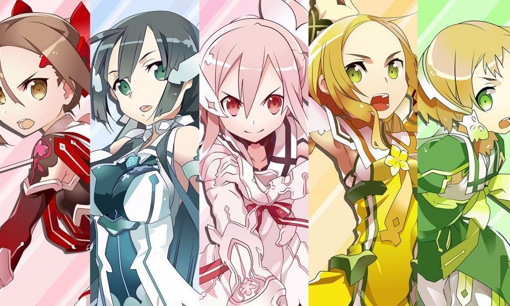 Yuki Yuna is a hero en Netflix en VOSE in 2020 Anime