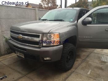 Chileautos: Chevrolet Silverado LTZ 2010 $ 12.000.000