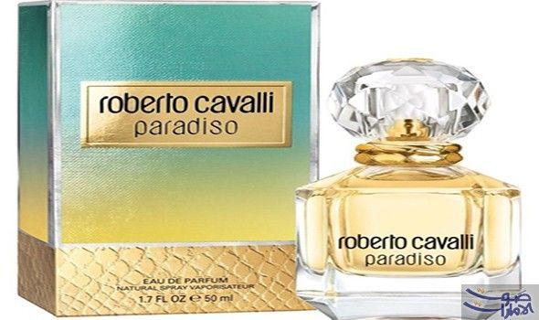 طرح عطر حديث مستوحى من ساحل البحر المتوسط في إيطاليا انطلق عطر مستوحى من ساحل البحر الأبيض المتوسط في إي Roberto Cavalli Perfume Roberto Cavalli Women Perfume