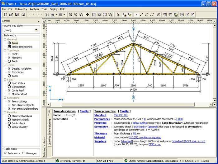 Download Truss4 7 Roof Truss Design Roof Trusses Truss Structure