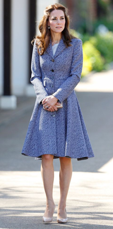Kate Middleton\'s Most Memorable Outfits | look top | Pinterest