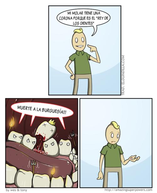 Un Chiste Para Dentistas El Original Aquí Humor Grafico Chistes