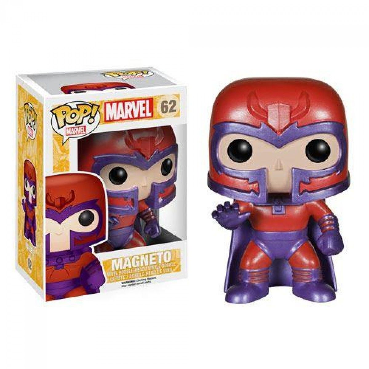 Magnéto Figure de plomb Marvel Classic figurine Collection