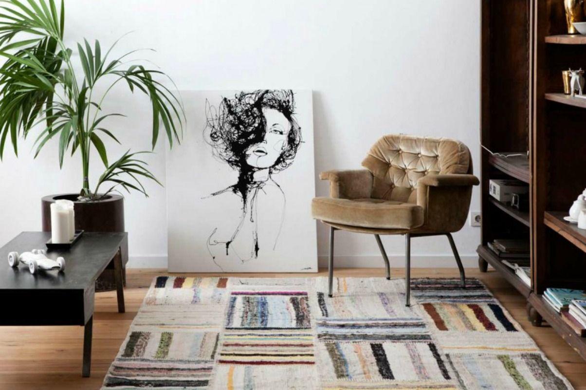 Hay una alfombra para cada habitacion de tu casa | Beni ...