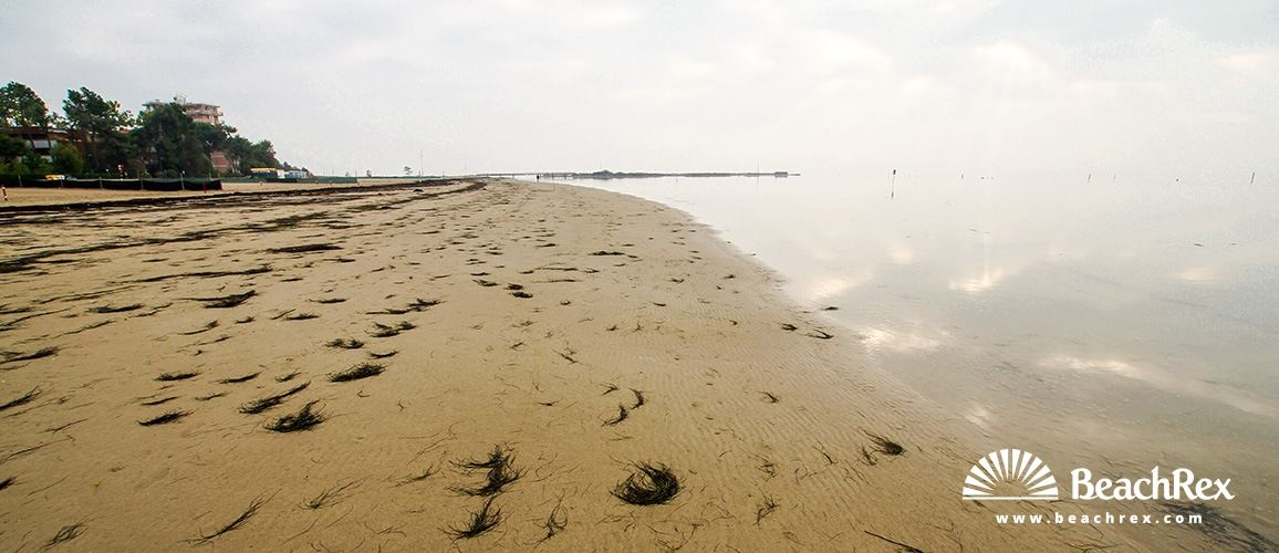 Beach Pineta Grado Friuli Venezia Giulia Italy