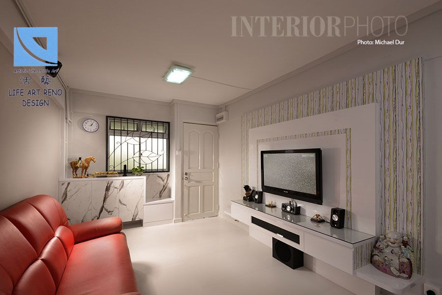 Bedok 3 Room Flat Hdb Home Interior Kitchen Living Room Bathroom Closet Renovation I Small Living Room Design Interesting Living Room Interior Design