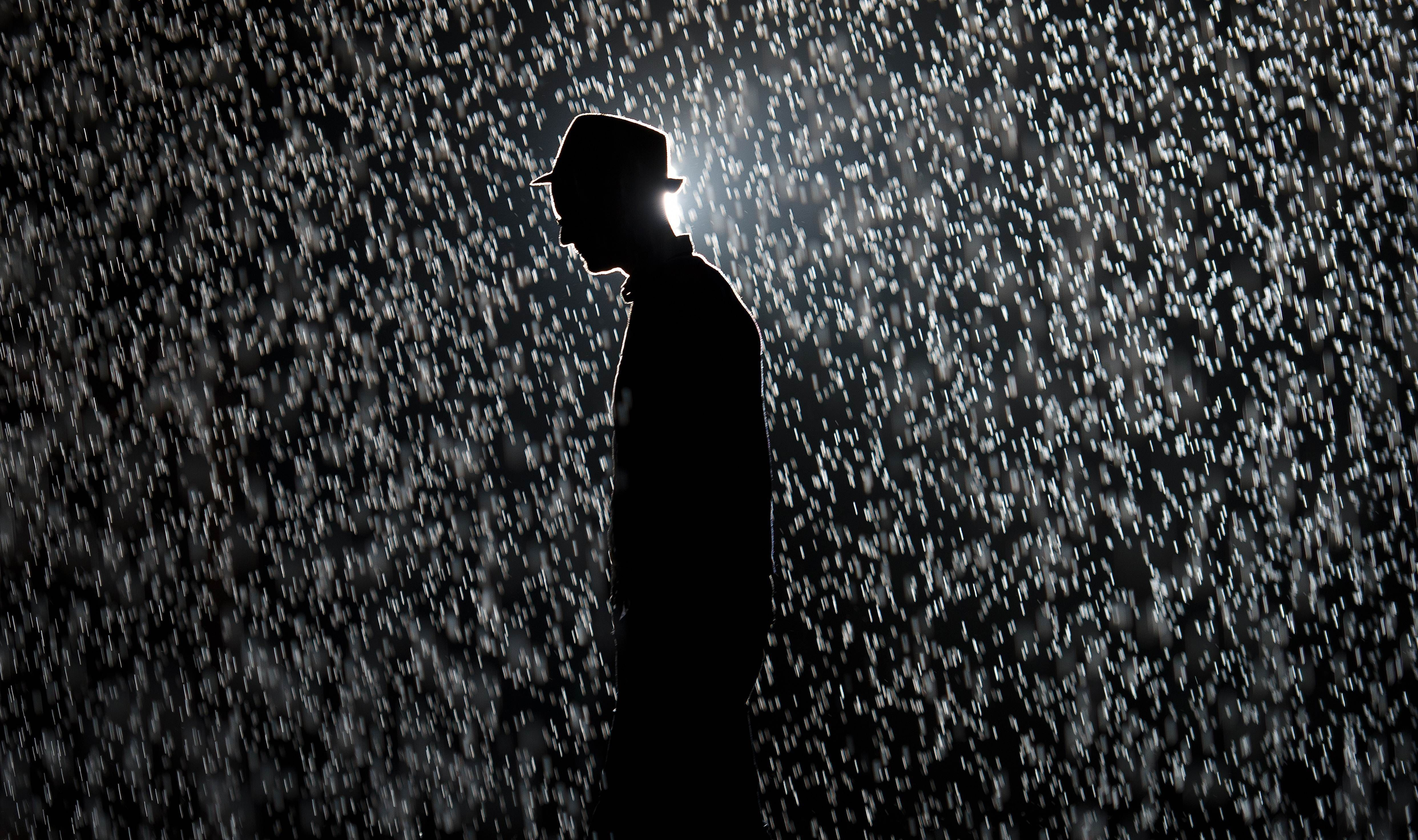 Человек дождя картинки