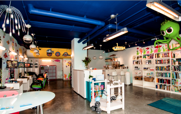 Chop Spots Nyc S Best Salons For Kids Haircuts Kids Hair Salon Nyc Hair Salon Best Salon