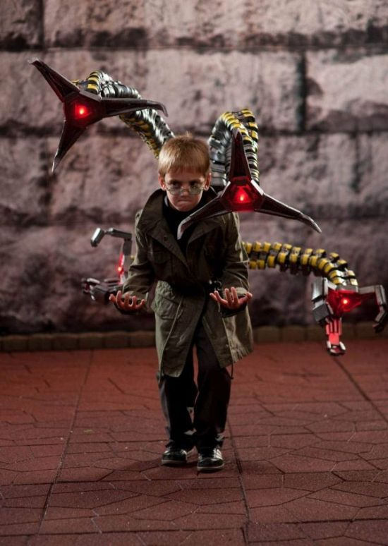 Fantastic Kids Doc Ock Costume This Would Be My Child