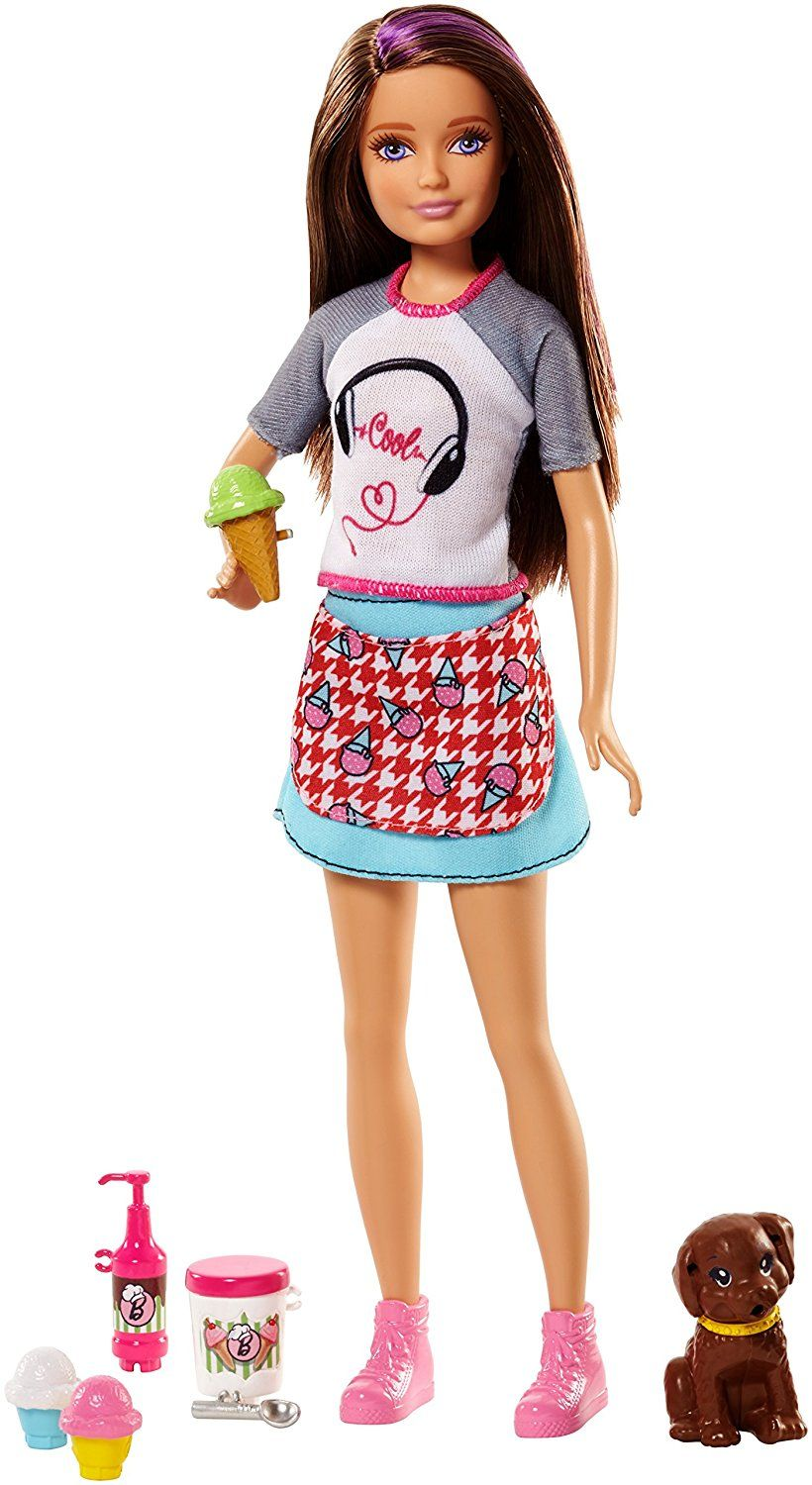 2018 News about the Barbie Dolls!