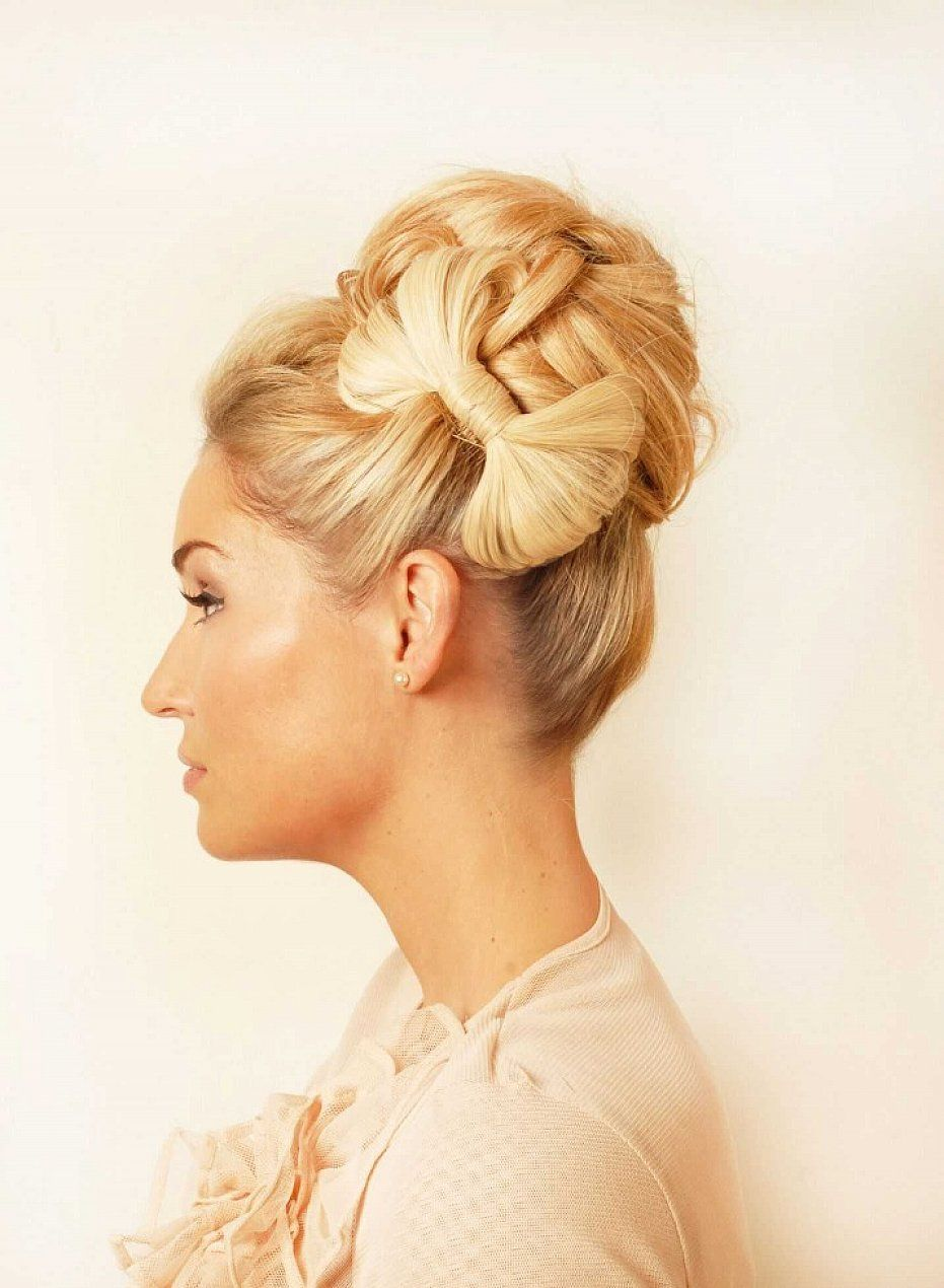 Cute hairstyles with bows for children cute medium hairstyles