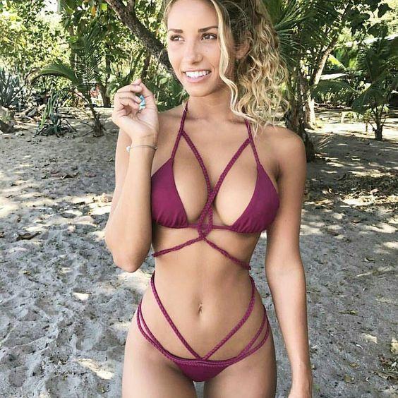 seemore Thong bikini