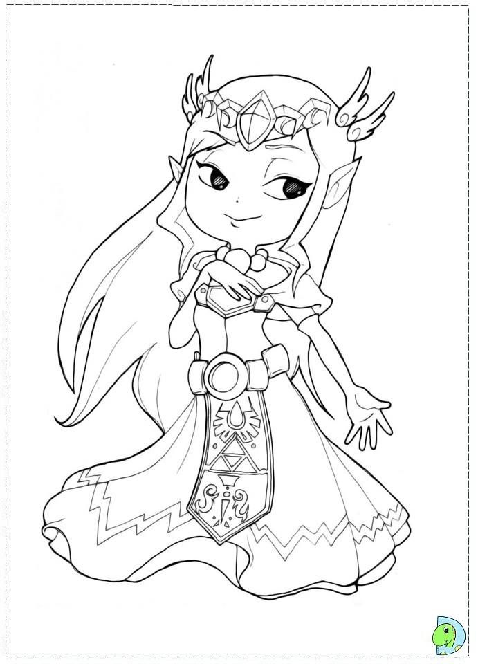 Pin by Erin Zurlinden on Mia | Pinterest | Coloring pages, Legend of ...