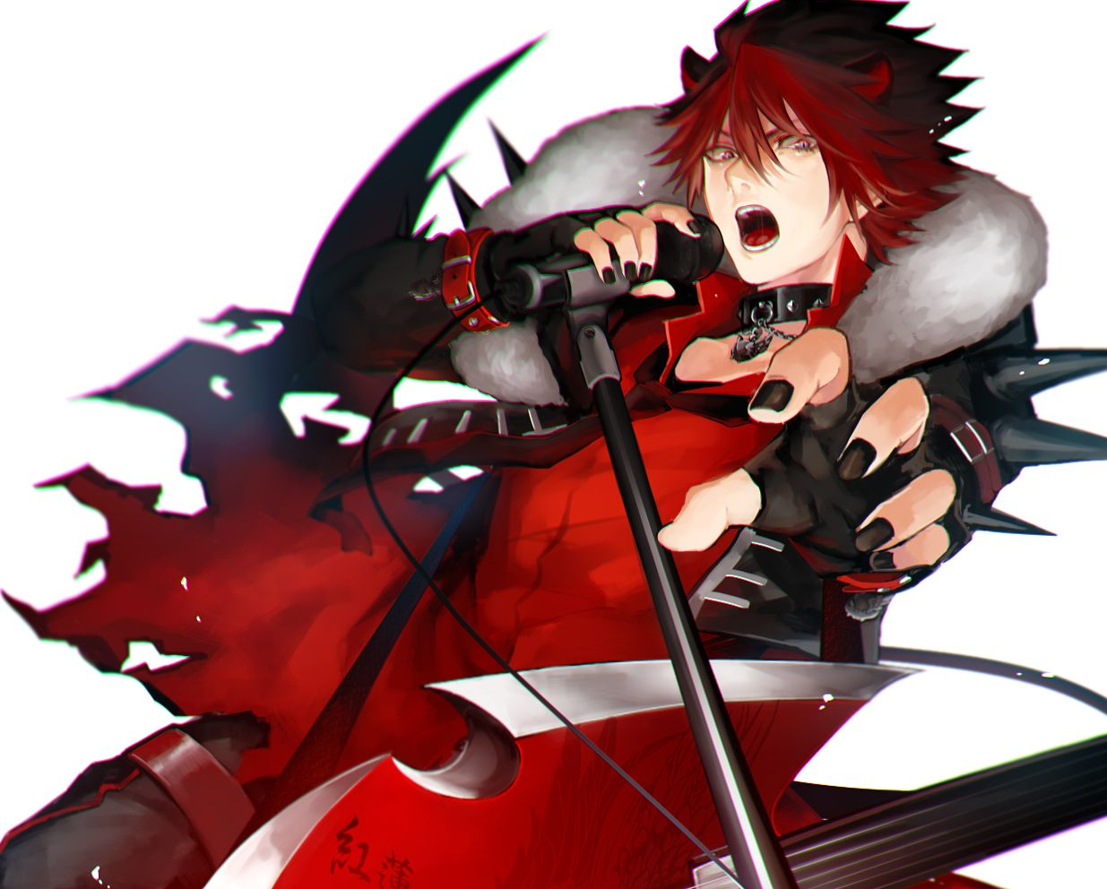 Crow (Show by Rock!!)/1796727 Zerochan Anime, Anime
