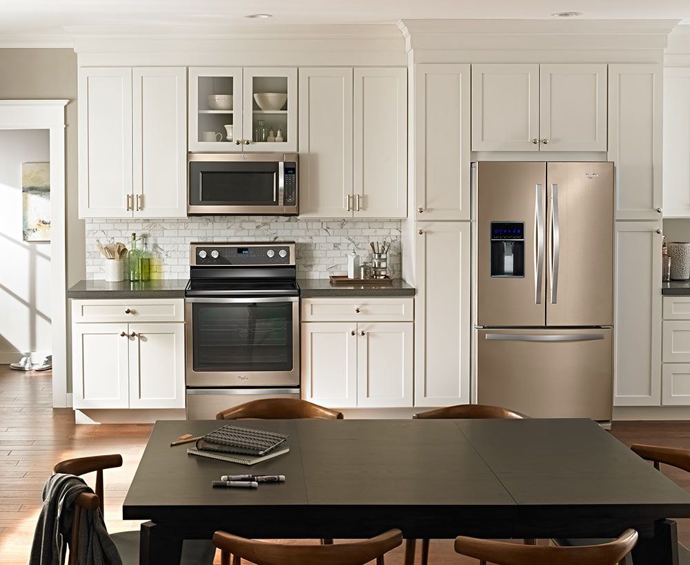 Whirlpool Sunset Bronze Kitchen Appliances Would You Remodel