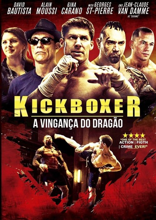 kickboxer vengeance gratuit