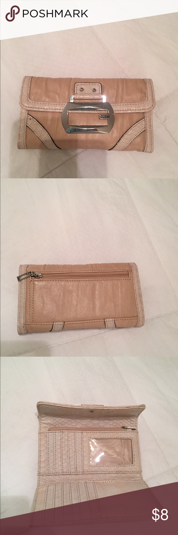 Guess Wallet Guess wallet in excellent condition! G by Guess Accessories