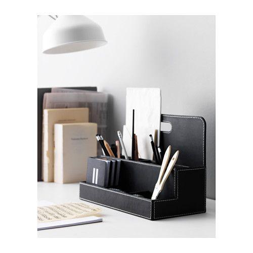 Fantastic Rissla Desk Organizer Ikea Helps You To Keep Your Desk Clear Beutiful Home Inspiration Aditmahrainfo
