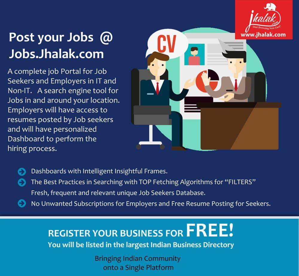 Job Portal is a platform that