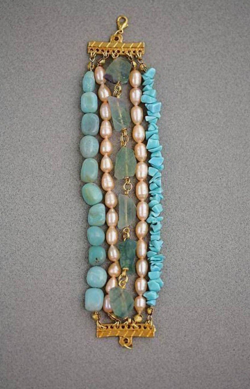 Pin by Horfith Garces Guzman on Bisuteria   Pinterest   Bracelets ...