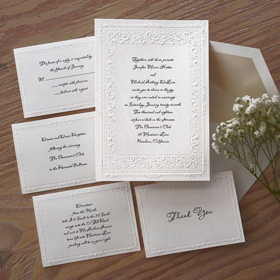 Queen Victoria Wedding Invitations The American Wedding Http Www