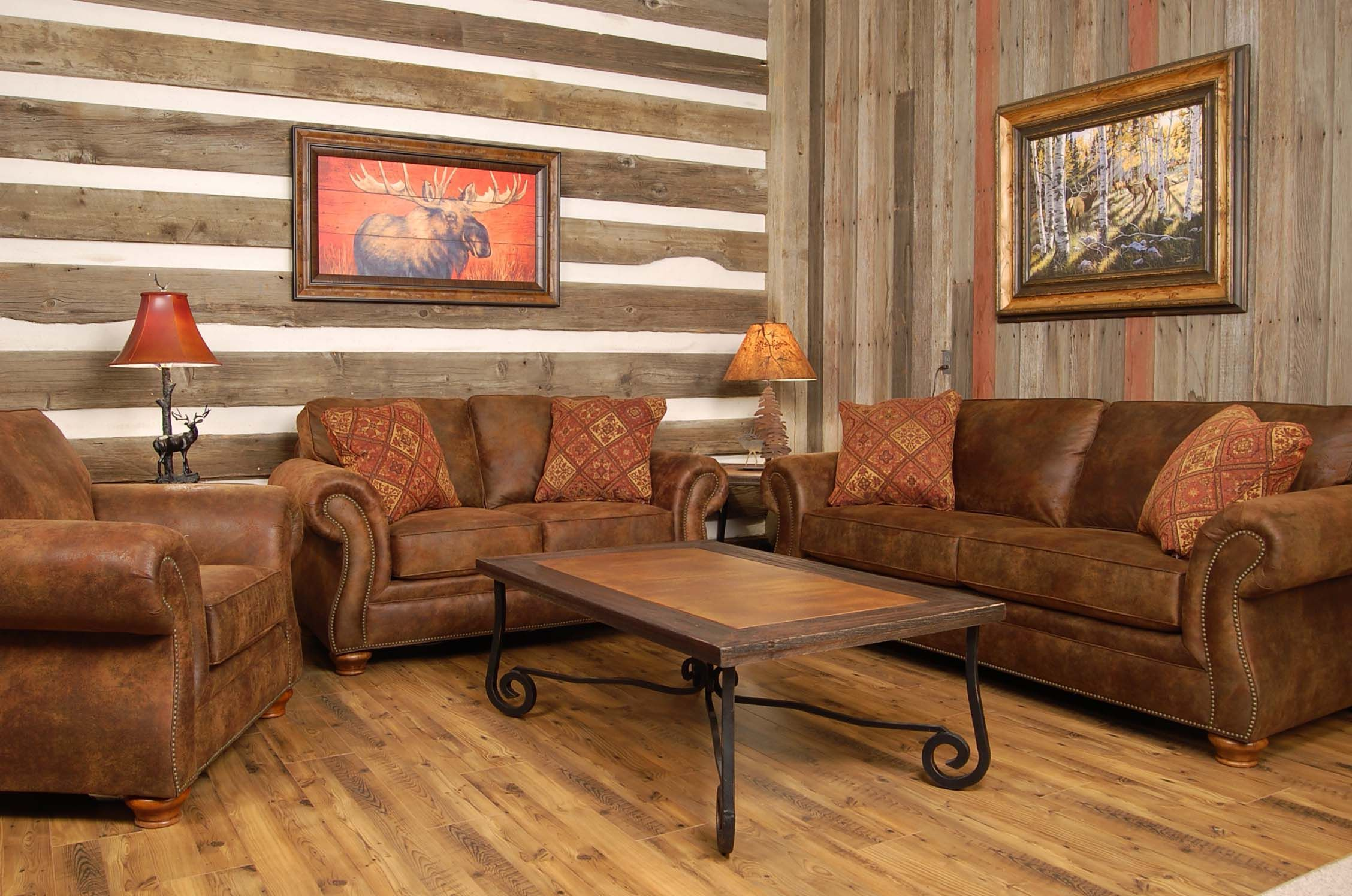 10+ Amazing Western Living Room Sets
