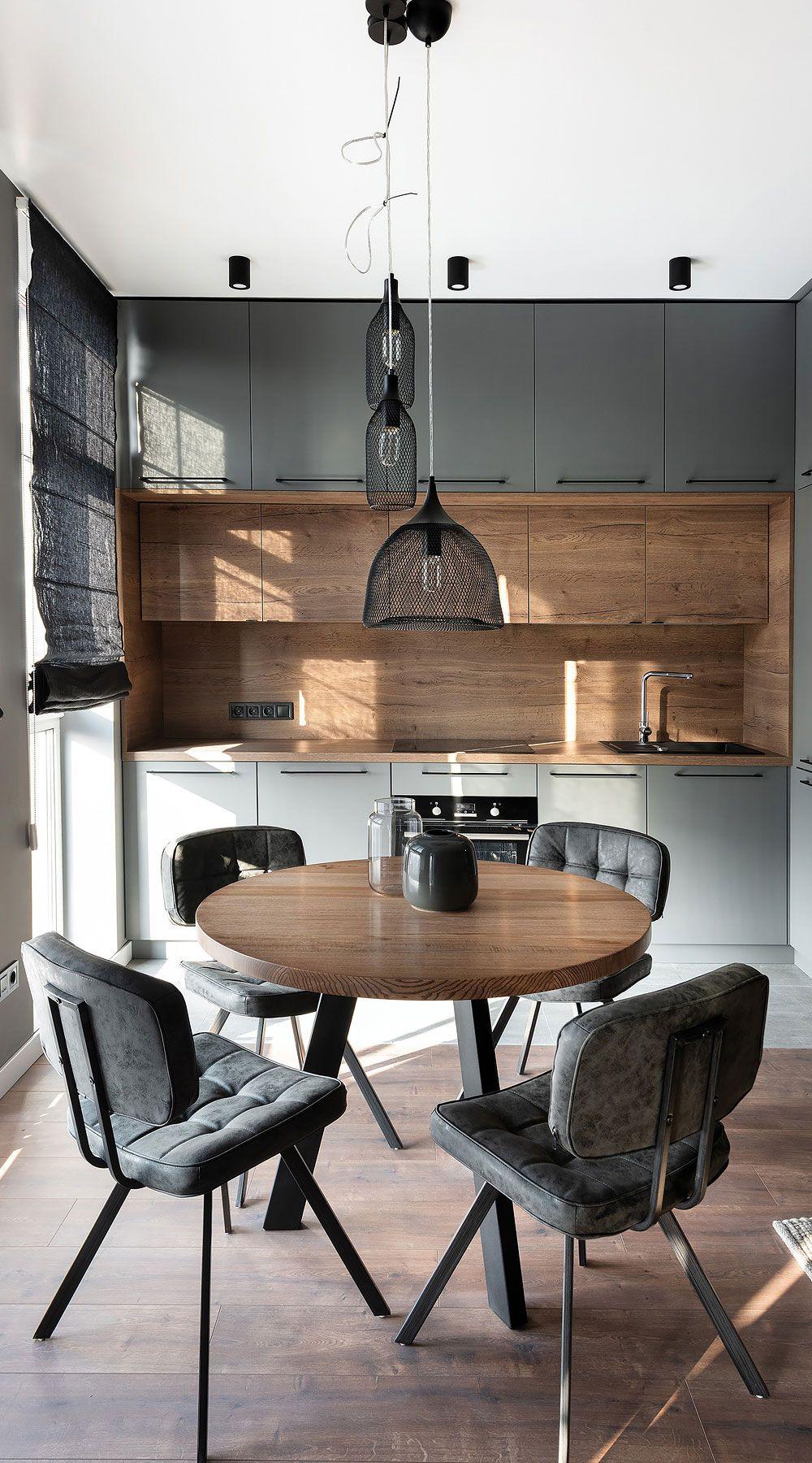 62+ Modern Small Kitchen Ideas ( TINY KITCHEN? ) Maximize your Space