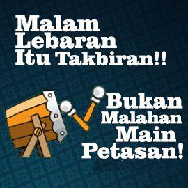 DP BBM Ramadhan - DP BBM Takbiran