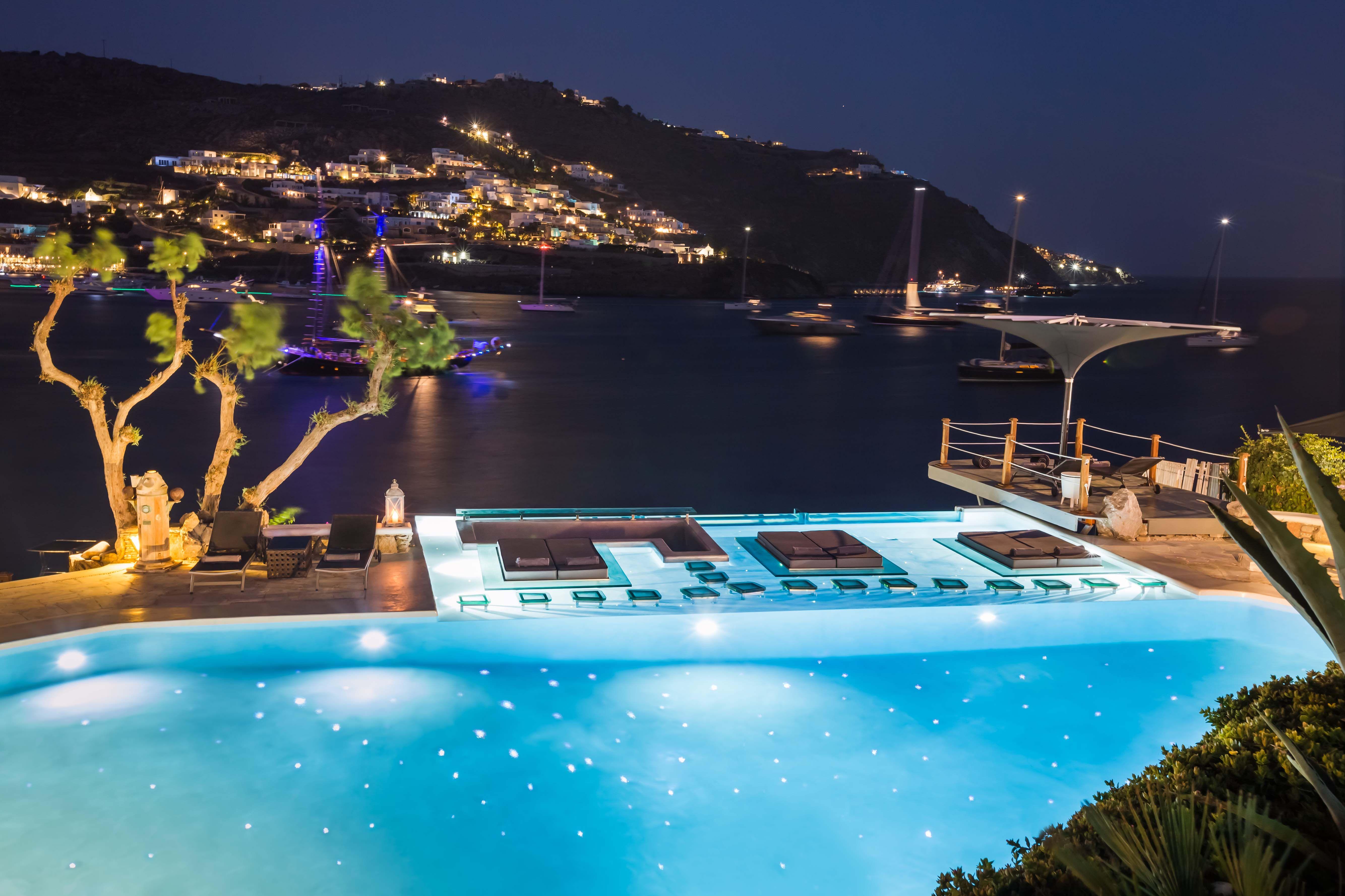 Luxury Weddings In Mykonos Mykonos Hotels Luxury Boutique Hotel
