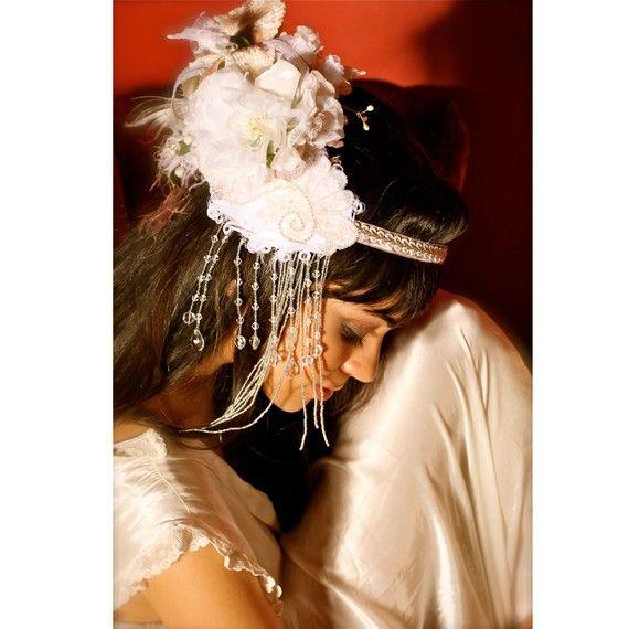 The Mini Alana Headdress - Kat Swank