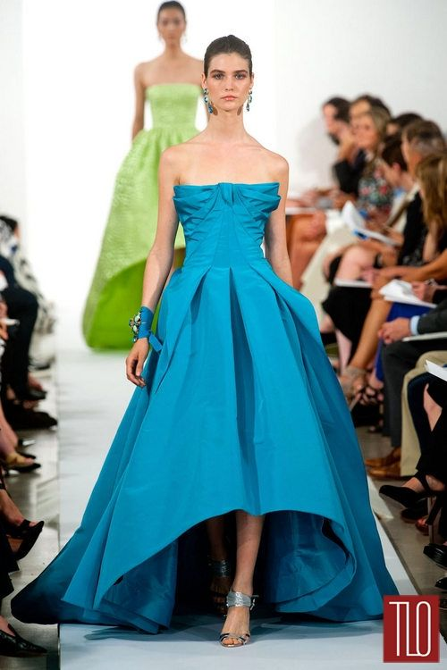 Oscar de la Renta Spring 2014 Collection | Tom & Lorenzo