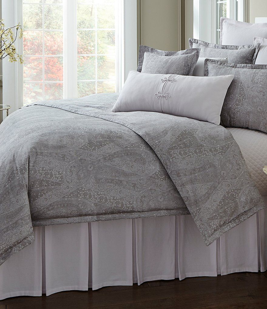 set bed almira living medallion pin taupe bedding bedroom southern comforter mini