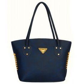 493a9d028b Right Choice Designer Blue Color Handbag in 2019