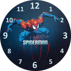 Cmo hacer un reloj de pared original de Spiderman  Gravity