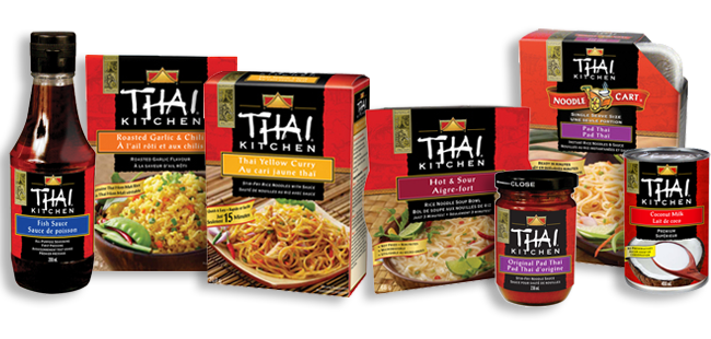 Explore new flavours with ThaiKitchenCanada Thai Kitchen