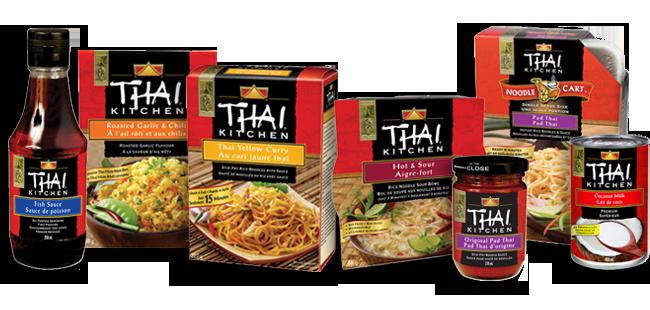 Explore New Flavours With #ThaiKitchenCanada!