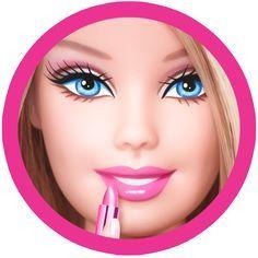 Rotulos Da Barbie Gratuito Para Imprimir Bailey Carolina