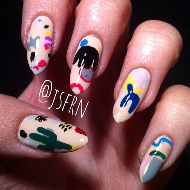 Jane Safarian nail art (@jsfrn_nailart) • inspired by @kindahkhalidy ...