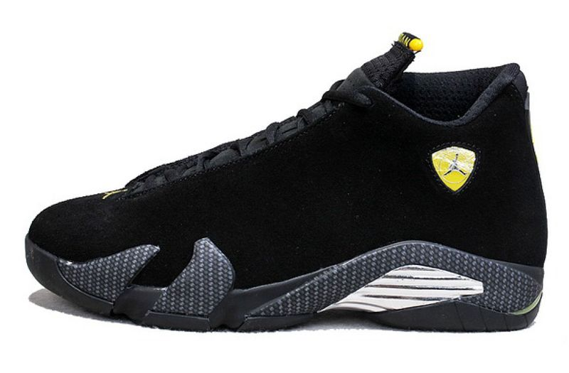 purchase cheap 673e1 98ea3 ... sale air jordan 14 retro black ferrari zapatillas moda masculina jordan  14 onda retro 100a8 55e23 ...